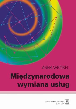 Okładka książki Międzynarodowa wymiana usług