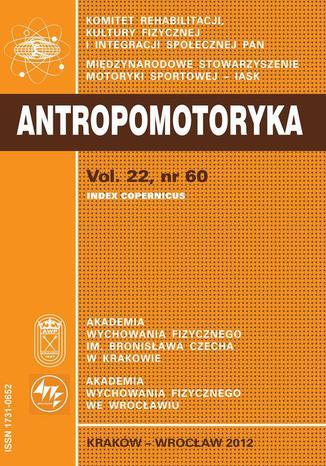 ANTROPOMOTORYKA NR 60-2012