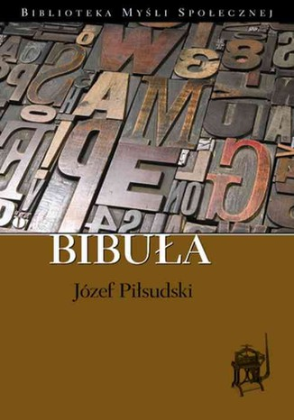 Okładka książki Bibuła