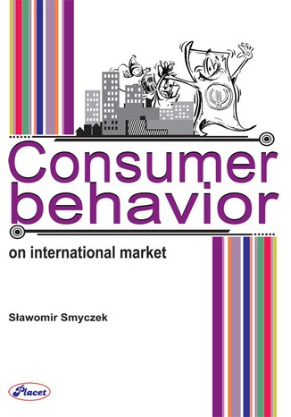 Okładka książki Consumer behavior on International Market