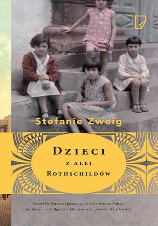 Okładka książki Dzieci z alei Rothschildów