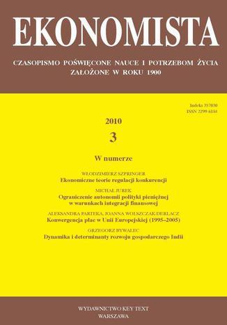 Ekonomista 2010 nr 3