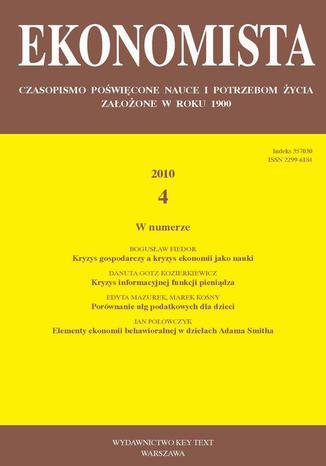 Ekonomista 2010 nr 4