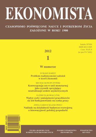 Ekonomista 2012 nr 1