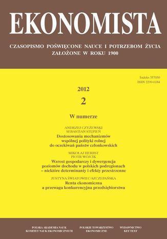 Ekonomista 2012 nr 2