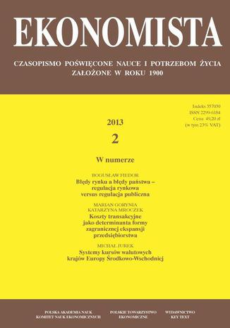 Ekonomista 2013 nr 2