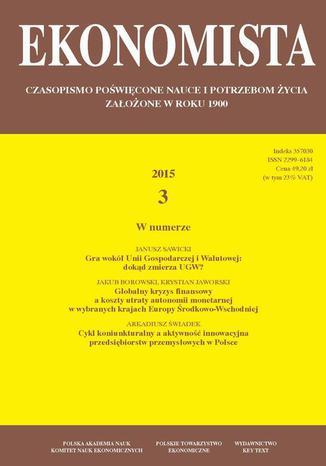 Ekonomista 2015 nr 3