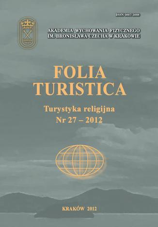 Folia Turistica Nr 27 2013