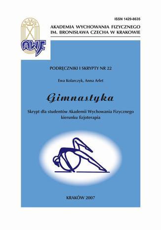 Okładka książki/ebooka Gimnastyka