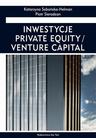 Ebook Inwestycje private equity/venture capital