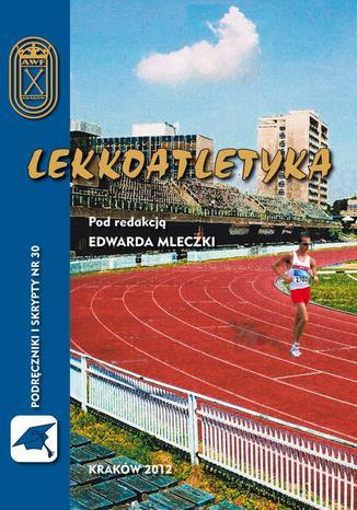 Okładka książki Lekkoatletyka