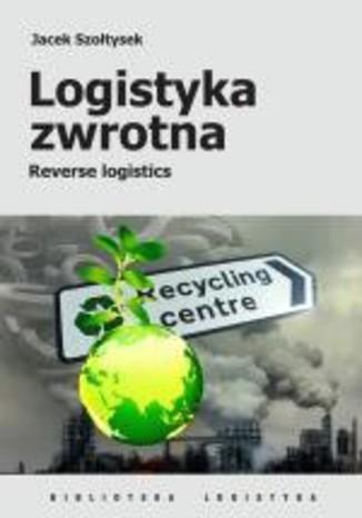 Okładka książki Logistyka zwrotna