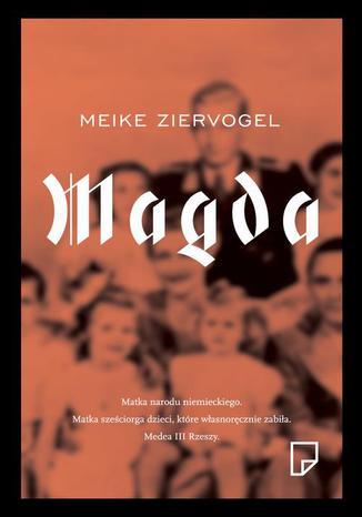 Okładka książki Magda