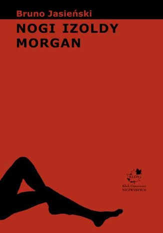 Okładka książki/ebooka Nogi Izoldy Morgan