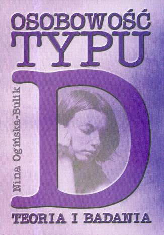 Okładka książki/ebooka Osobowość typu D. Teoria i badania
