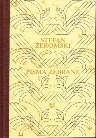 Okładka książki/ebooka Pisma zebrane