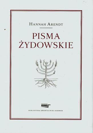 Okładka książki/ebooka Pisma żydowskie