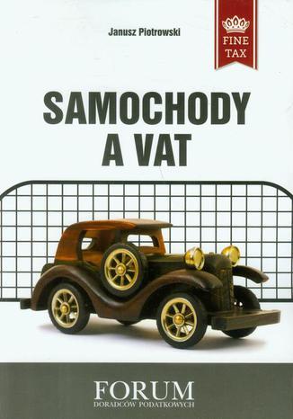Okładka książki/ebooka Samochody a VAT