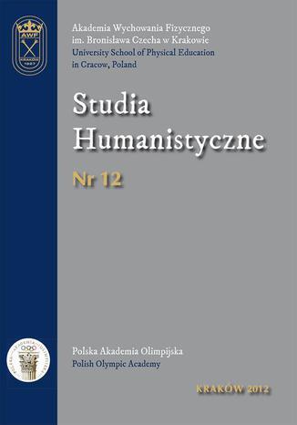 Studia Humanistyczne Nr 12 -2012