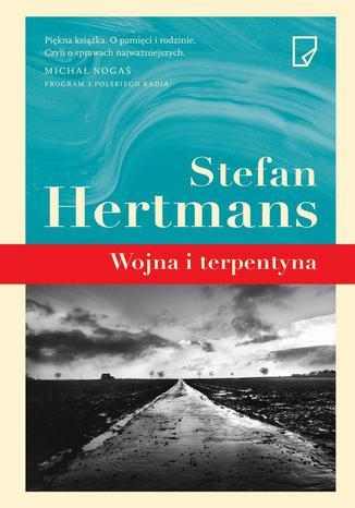 Okładka książki Wojna i terpentyna