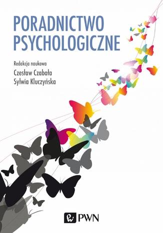 Okładka książki Poradnictwo psychologiczne