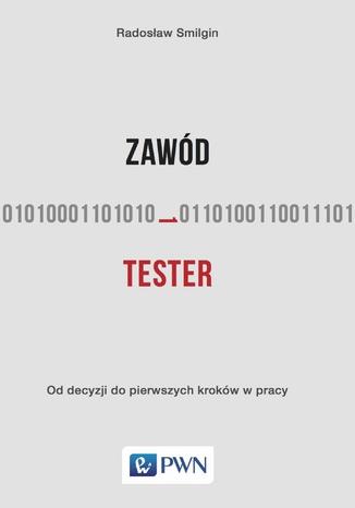 Okładka książki/ebooka Zawód tester