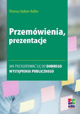 Okładka książki Przemówienia, prezentacje