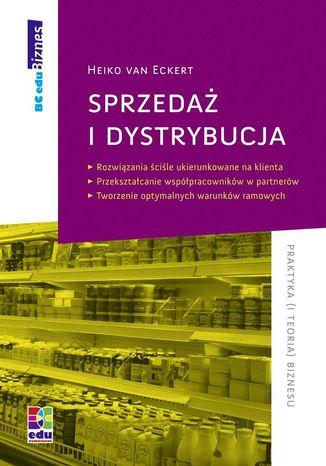 Okładka książki/ebooka Sprzedaż i dystrybucja