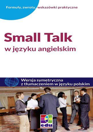 Okładka książki Small Talk w języku angielskim