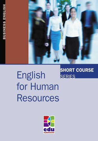 Okładka książki/ebooka English for Human Resources
