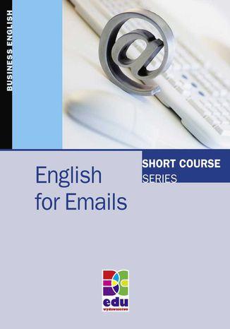 Okładka książki/ebooka English for Emails