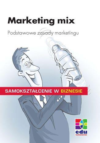 Okładka książki/ebooka Marketing-Mix