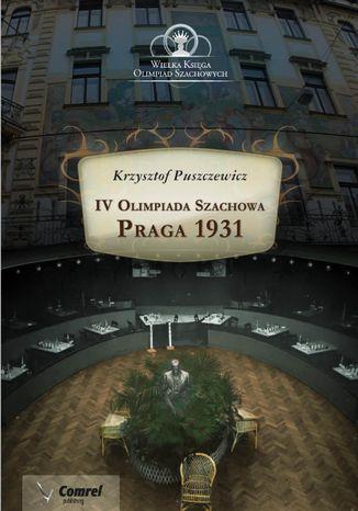 Okładka książki IV Olimpiada Szachowa - Praga 1931