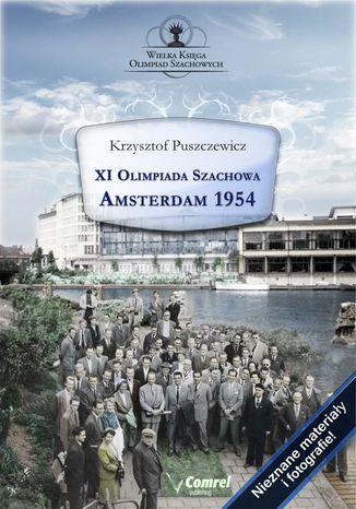 Okładka książki XI Olimpiada Szachowa - Amsterdam 1954