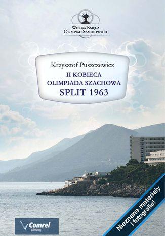 Okładka książki II Kobieca Olimpiada Szachowa - Split 1963