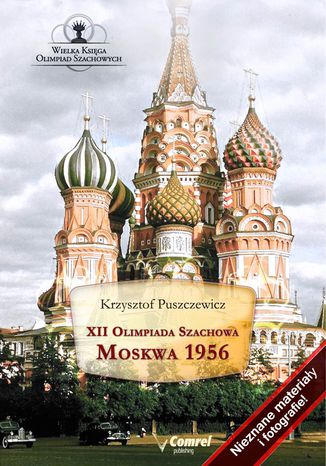 Okładka książki/ebooka XII Olimpiada Szachowa. Moskwa 1956