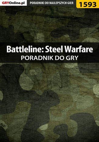 Okładka książki Battleline: Steel Warfare - poradnik do gry