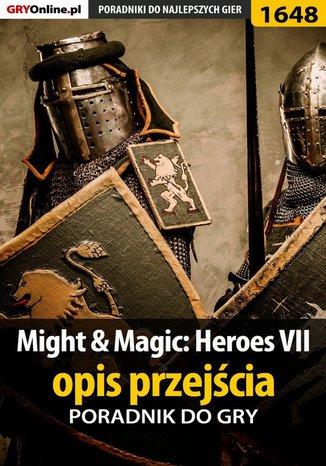 Okładka książki/ebooka Might  Magic: Heroes VII - opis przejścia