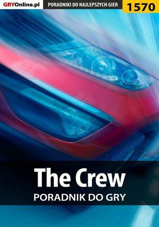 Okładka książki The Crew - poradnik do gry