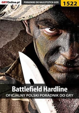 Okładka książki Battlefield Hardline -  poradnik do gry