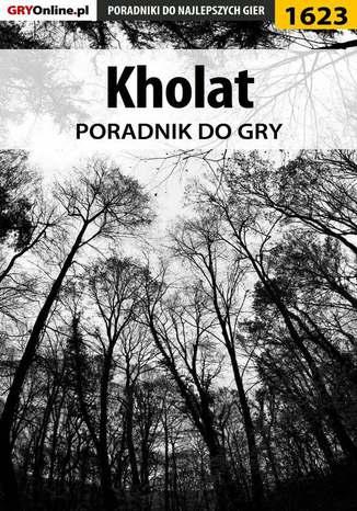 Okładka książki Kholat - poradnik do gry