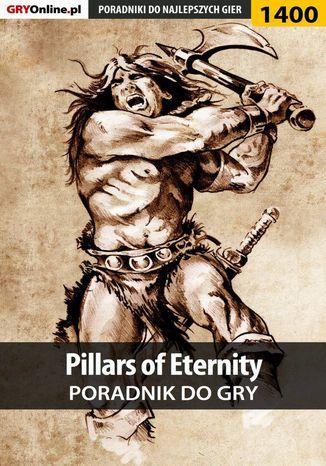 Okładka książki Pillars of Eternity - poradnik do gry