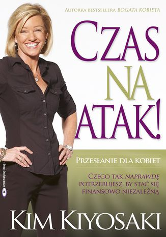 Okładka książki/ebooka Czas na atak