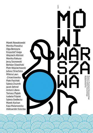 Okładka książki/ebooka Mówi Warszawa