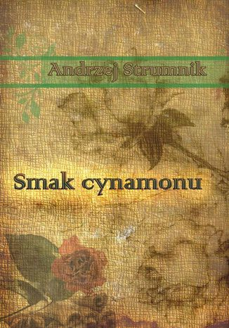 Okładka książki/ebooka Smak cynamonu