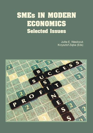 Okładka książki SMEs in Modern Economics. Selected Issues