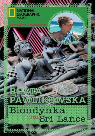 Okładka książki/ebooka Blondynka na Sri Lance