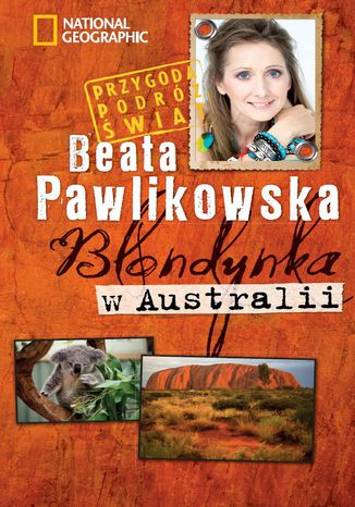 Okładka książki/ebooka Blondynka w Australii