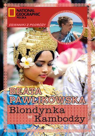 Okładka książki/ebooka Blondynka w Kambodży