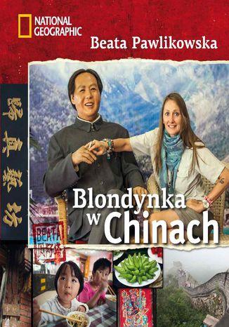 Okładka książki/ebooka Blondynka w Chinach